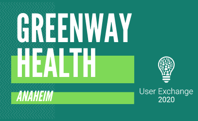 Greenway User Exchange 2020 Anaheim